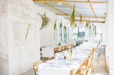 Rustic Pastel Geometric Wedding by Natural Light Photography