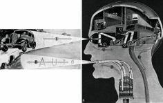 fritz kahn - human body as a machine