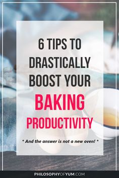 6 Tips to Get Your Baking Done Faster - Business Plan - Ideas of Tips On Buying A House - baking tips baking productivity baking business home bakery Bakery Business Plan, Catering Business, Cake Business, Business Planning, Business Ideas, Business Logo, Home Baking, Baking Tips, Small Bakery