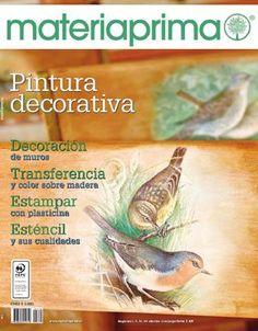Nº 116 Junio 2012 - Pintura decorativa  Revista de pintura decorativa, manualidades, hobby, hogar, textiles, mosaicos, talleres, clases