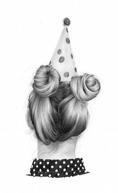 Reversed Portrait Pencil Series - Nettie Wakefield