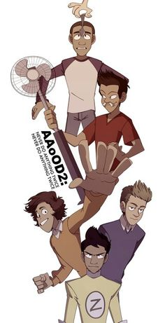 Adventurous Adventures Of One Direction a.k.a proving that our fandom also includes fanBOYS