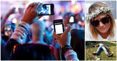 20 Photos To Perfectly Sum Up The #Music #Festival Experience
