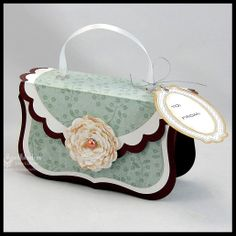 Nestabilities Gift Handbag craft time, gift handbag, design pet, boxes, craft idea, card, craft project, boy pet, purs box