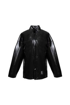 КУРТКА КИСЛОТОЗАЩИТНАЯ Артикул: 412/A Куртка с застежкой на потайные кнопки, с двусторонними герметичными швами. Рукава с внутренними манжетами. Выполнена из влагостойкой, кислото-щелочностойкой ткани Plavitex Acid. Куртка защищает от NaOH, KOH, HNO3 и H2SO4, атмосферных осадков, дождя и ветра. Предназначен для рабочих химических отраслей. Изделие отвечает европейским стандартам: EN ISO 13688, EN 343 и EN 14605.
