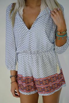 We have the romper for you! Shop at www.ktique.com/collections/jumpsuits