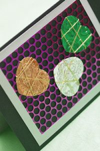 Creative Company | Cards Galore: Funky metal hearts Creative Company, Coasters, Craft Projects, Hearts, Metal, Coaster, Heart