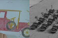 Video: Matchbox und Dinky in den Sechzigern - Matchbox und Dinky Videos aus den Sechzigern #slotcar #autorennbahn