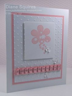 Sprinkled Expressions Flower Power by sunshinedfs - Cards and Paper Crafts at Splitcoaststampers