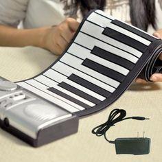 PianoLite? Portable Electronic Piano   @giftryapp