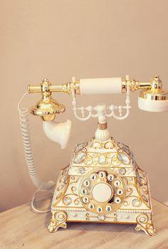Gorgeous telephone