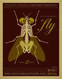 Love Tom Whalen's movie posters.  strongstuff illustration + design