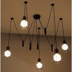 Pendant Lights Mini Style Traditional/Classic/Vintage/Retro/Lantern/Country Living Room/Bedroom/Dining Room/Kitchen/Study Room/Office/Entry/Hallway – USD $ 239.99