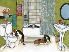 Wash Your Hound Dog