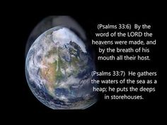 PSALM 33 - YouTube http://livingscripturesdevotionals.blogspot.com/2017/09/hes-got-whole-world-in-his-hands.html