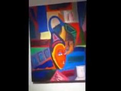 Dancing in the Sun: An Exhibition of Paintings by Patricia Ogundero
