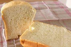 ノンバター♪毎日食べたい豆腐食パン HB