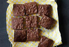 4-ingredient Nutella brownies