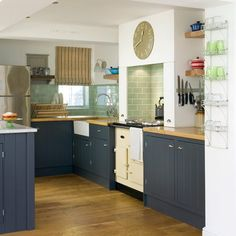 Country kitchen | Modern country home | HOUSE TOUR | Ideal Home