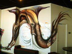 Mind Blowing Street Arts by Andre Muniz Gonzaga [Part-3]