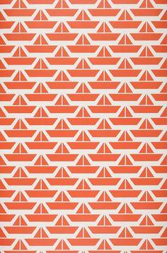Fine Decor une rue Imprime Puzzle géométrique Triangle Papier Peint Vert