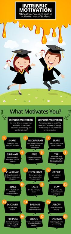Essay ideas: what are some intrinsic and intrinsic motivators for being a teacher?