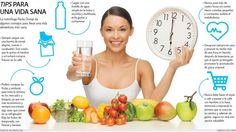 Tips para una vida sana