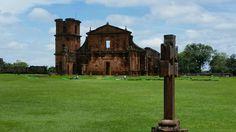 Ruínas de São Miguel  São Miguel das Missões  Rio Grande do Sul  Brasil