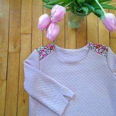 Aime comme Moelleux - Aime comme Marie / patron de couture pour coudre un sweat shirt