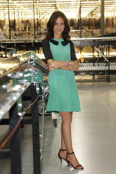 Net-a-porter managing director, Alison Loehnis