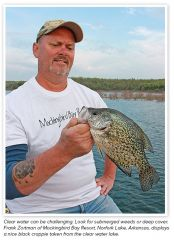 3 Summer Patterns for Crappie