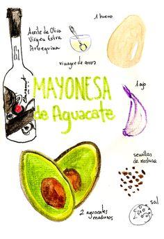 mayonesa de aguacate https://www.pinterest.com/source/gastroandalusi.com/