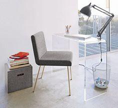 Acrylic table?