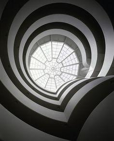 Photo by David M. Heald  \\ The Guggenheim \\ #NYCLove