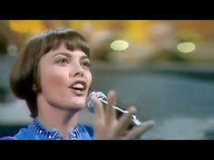Mireille Mathieu - Vivre Pour Toi (Podium 70, 27.06.1970) - YouTube