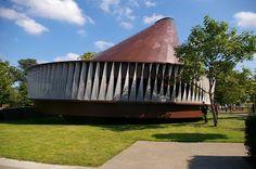 Serpentine Pavilion 2007 by Olafur Eliasson & Kjetil Thorsen