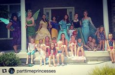 Buyers show from @parttimeprincesses ・・・ Happy Thanksgiving! 🦃 We're thankful for everyone who's invited us to be a part of their family on their child's special day. There's nothing quite like meeting your little princes and princesses and seeing their eyes light up, then spending time creating memories that they'll never forget. We're thankful that you've given us the opportunity to do something we genuinely love, that gives us a truly fulfilling kind of happiness, and that you've given…