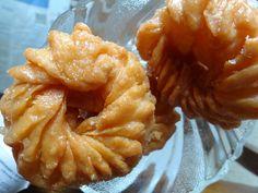 Indian Dessert-BaluShahi.   @ http://www.threepeppercorn.com