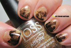 Lit from Within: Sunday Stamping - Sunset Skyline
