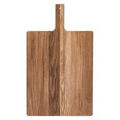 Cuttingboard Brown 30x40cm