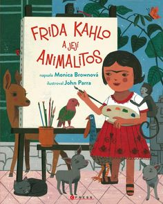 Booktopia has Frida Kahlo and Her Animalitos, Americas Award for Children's and Young Adult Literature. Commended by MONICA BROWN. Buy a discounted Hardcover of Frida Kahlo and Her Animalitos online from Australia's leading online bookstore. Art Books For Kids, Best Children Books, Childrens Books, Art For Kids, Art Children, Illustrator, Character Design Cartoon, Inspiration Art, Bookshelf Inspiration
