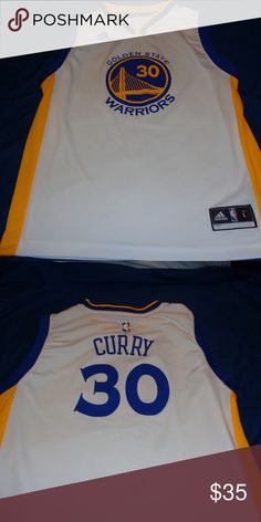 Golden State Warriors Stephen Curry Jersey Adidas Golden State Warriors  Stephen Curry Jersey Adidas youth child 3290820d2bb8