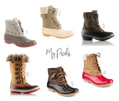 How to Wear Duck Boots + My Top Picks | Everyday with Sarah