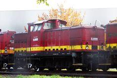 Gleiskraft BR 106
