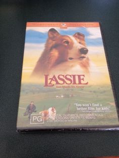 Lassie Movie Best Friends Are Forever Brand New In Shrink Wrap DVD Dog  | eBay