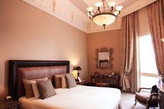 Rome Hotel room feels an awful lot like home.