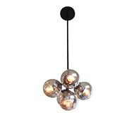 Replica Jason Miller Modo Chandelier - 5 Bulb | Sokol Designer Furniture $399.00