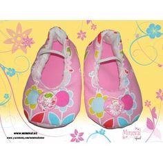 Zapato HELENA, hecho a mano y para bebé
