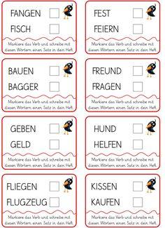 im Deutschunterricht wird es mit Verben   und dem ABC weitergehen   und ich bin noch nicht so ganz entschieden,   wie ich in den nächsten W...