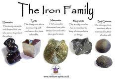 The Iron Family